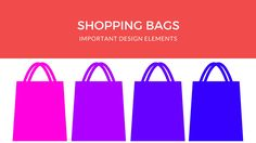 Let's have a look at some ways to make the most of the custom shopping bags designed for your business promotion.  #plasticbag #shoppingbags #designideas #designelements