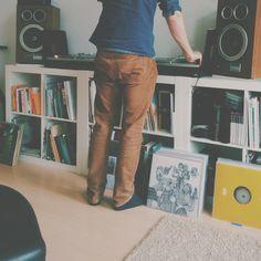 Having fun! #vinyl #technics #djm600 #techno #house #vscocam #vsco