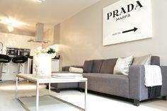 my new DIY project: a Prada Marfa sign