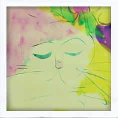Walasse Ting e i suoi gatti languidi e colorati