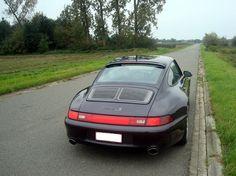 "My favorite ""special edition"" Porsche. The #993C2S Vesuvio. #everyday993 #Porsche"