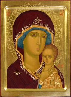 ☦ Over 400 hand-painted Orthodox icons to order in Catalog of St Elisabeth Convent. You can order and buy a painted icon of the Holy Savior, the Mother of God, any Orthodox saint Religious Icons, Religious Art, Holly Pictures, Paint Icon, Russian Icons, Byzantine Icons, Holy Mary, Madonna And Child, Virgin Mary