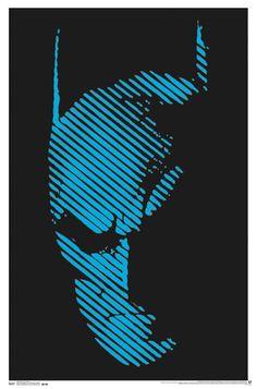 Batman Blacklight Poster Blacklight Poster at AllPosters.com