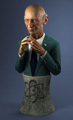 Mr. Burns IRL