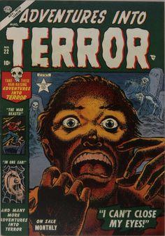 Adventures Into Terror #22