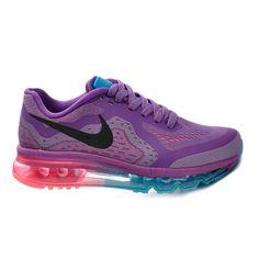 nike air max chaussures id - 2014 air max 621078-415 blue white pink women running shoes | Nike ...