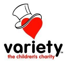 4Com are proud to support Variety The Children's Charity