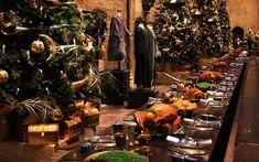 De feestdagen zijn een prima gelegenheid om een gezellig etentje voor vrienden of familie te geven. Maar hoe gaaf zou het zijn om dat in Hogwarts stijl te doen? Je kunt je dinner een heel duidelijk…