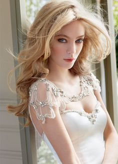 embellished Back wedding dresses, illusion back wedding dresses