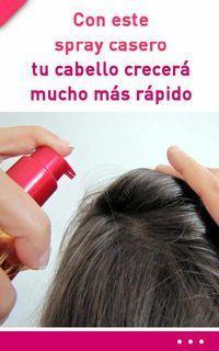 Con este spray casero de aloe vera tu cabello crecerá mucho más rápido #aloe #spray #pelo #cabello #crecer #rapido