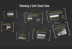 Planning a Safe School Zone // While federal funding through the Safe Routes to Schools program is limited, there are numerous low cost options that can improve safety for students! We've created a slide deck with ideas on how to plan your community's safe zone - head on over to our blog to learn more! #SRTS #SafeSchoolZone