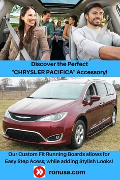 Discover the Perfect Chrysler Pacifica Accessory!