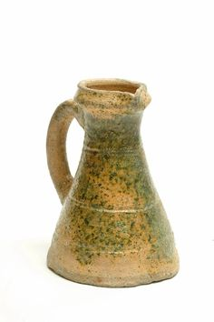 Jug Production Date: Medieval; mid 13th-14th century