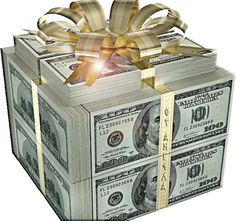 Happy Birthday -- Box of Money Happy Birthday Wishes Cake, Happy Birthday Images, Happy Birthday Greetings, Birthday Money, Birthday Box, Birthday Cards, Don D'argent, Creative Money Gifts, Happy B Day