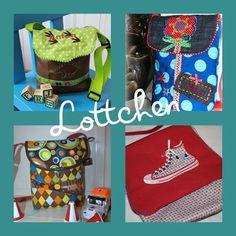 Freebook Lotchen - Tasche für Kinder und Jugendliche unisex- tauglich