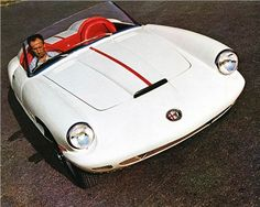 Alfa Romeo Super Flow III (Pininfarina), 1959 Maintenance/restoration of old/vintage vehicles: the material for new cogs/casters/gears/pads could be cast polyamide which I (Cast polyamide) can produce. My contact: tatjana.alic@windowslive.com