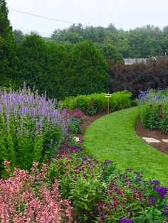 A Garden That Frames Tidal Views to Perfection | Fine Gardening