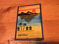 Waterfront, Stampin'Up!