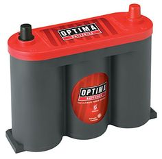 Optima 6V RedTop is designed to deliver high power cranking ability even in harsh weather conditions. This battery is great for heavy use with its leak-proof high power and starting ability. The uni...