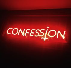 call me a sinner, call me a saint. Neon Aesthetic, Spiritus, Neon Lighting, Shades Of Red, Aesthetic Pictures, Color Themes, Aesthetic Wallpapers, Bujo, At Least