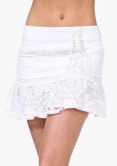 Daffodile Skirt