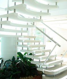 Portfolio - Escadas Millenium