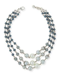Ombre+Simulated-Pearl+Statement+Necklace+by+Lulu+Frost+at+Neiman+Marcus.