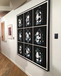 """""""L'instabilité du réel"""" à l'@artotheque . . . #artotheque #preview #vernissage #mtl #mtlmoments #mtlcult #art #painting #artist #instaart #festival #montreal #montrealcity #artoptique"""