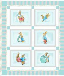 Berrima Patchwork & Crafts - Shop | Category: Beatrix Potter | Product: Cotton Tales Beatrix Potter