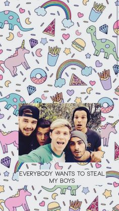 lockscreen one direction
