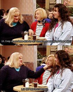 """Classic SNL skit. """"The Gap Girls"""" Chris Farley (rip) David Spade and Adam Sandler"""