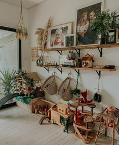 Surely this space can entertain river while it rains today 🤣 fingers crossed! Baby Playroom, Playroom Decor, Kids Decor, Room Decor Bedroom, Kids Bedroom, Home Decor, Home Childcare, Boho Living Room, Bedrooms
