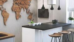 Globetrotters opgelet! Wereldse ideeën voor in huis. #keuken #kitchen