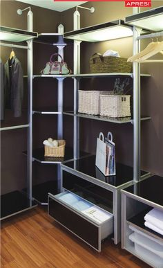 #Wardrobes are supposedly ideal storage of clothes. They have to be spacious enough to contain all of your outfits. The ideal wardrobe, however, does not take too much space of one's room and can help organize the clothes from the most-used to least-used pieces. #Apresi