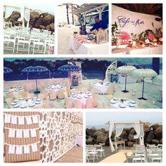 #wedding #white #beach #event #boda #playa #cafeldelmar #malaga #emotivaeventos