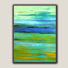 Abstract Painting Original Painting Acrylic Painting by ColorRich, $359.00