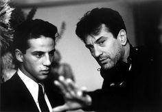 Robert De Niro + Lillo Brancato in A Bronx Tale | J'aime juste la photo