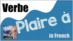 French Verbs, Learn French Free, French Practice, French Lessons, Learning, Verb Words, Studying, Teaching, Onderwijs