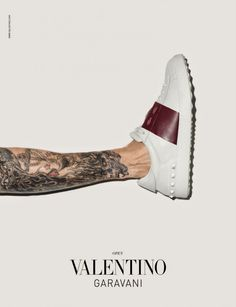 "Sneakers. ""Valentino"". AW 2014"