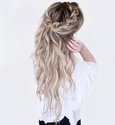 Chrissy Rasmussen Hair