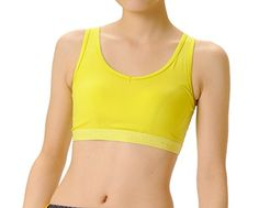 4a4777c813 GFIT Womens High Impact Sports Bra 38D Lime   For more information