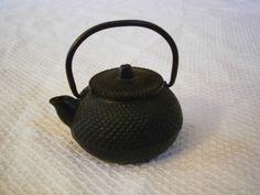 Small Cast Iron Tea Kettle
