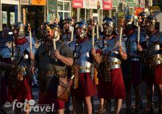 Foto travel: Savaria Legio XV Apollinaris, din nou la Zalău