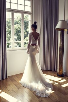 INCREDIBLY Sexy Wedding Dresses: Zahavit Tshuba New Mix & Match Bridal Collection for 2016!!