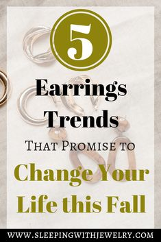 "Get ready to take notes on the 5 biggest earrings trends to know this Fall. These new Fall trends are not so ""trendy"" you just cannot/would not wear them. They are easy pieces to match with almost any outfit. Plus, they are all super affordable! Tiny Stud Earrings, Statement Earrings, Women's Earrings, Tassel Jewelry, Jewelry Gifts, Jewellery, Copper Jewelry, Ear Crawler Earrings, Multiple Earrings"