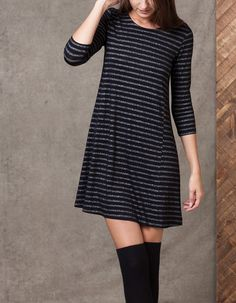 Swans Style is the top online fashion store for women. Shop sexy club dresses, jeans, shoes, bodysuits, skirts and more. Dresses For Teens, Little Dresses, Club Dresses, Long Sleeve Sweater Dress, V Neck Dress, Sporty Outfits, Cool Outfits, Online Fashion Stores, Affordable Fashion