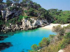 My favourite place: MENORCA  Cala Macarelleta