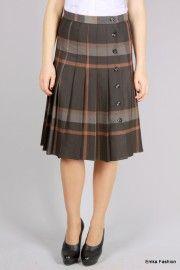Длинные юбки: элегантно, женственно, универсально