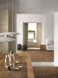 Maison de famille moderne au Portugal - Expolore the best and the special ideas about Modern home design Interior Natural, Home Interior, Interior Architecture, Interior And Exterior, Interior Doors, Farmhouse Interior, Architecture Board, Farmhouse Renovation, Classical Architecture