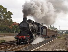 RailPictures.Net Photo: Gr.740-423 Ferrovie dello Stato (FS) Gr.740 steam 2-8-0 at Villamassargia, Italy by Mario Dessì